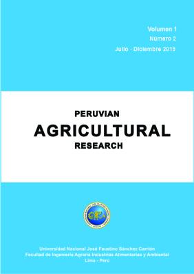 Portada - Peruvian Agricultural Research